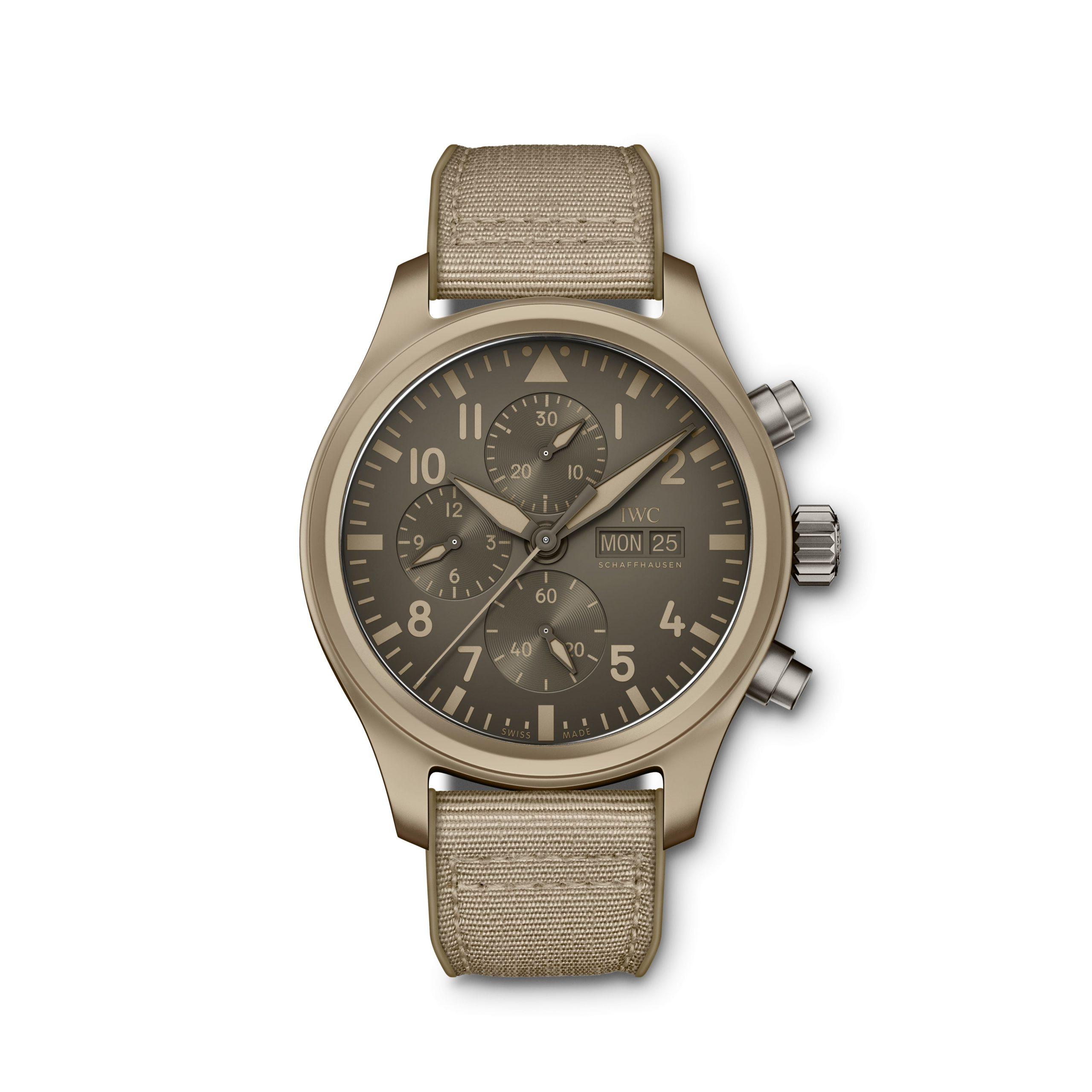 IW389103, Uhr von IWC