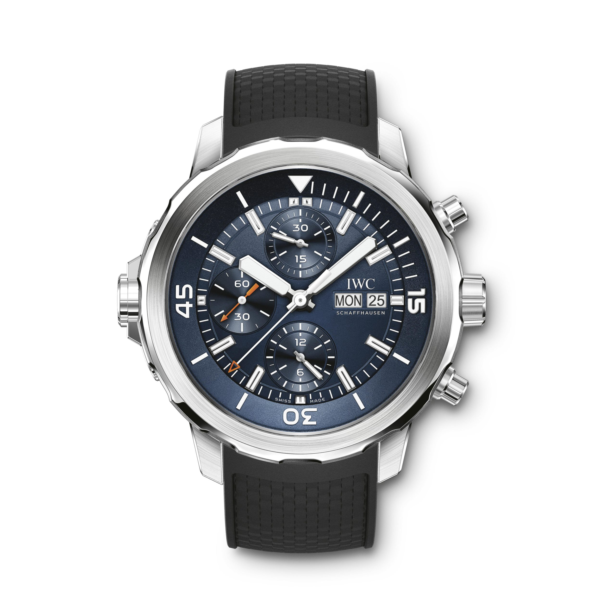 IW376805 Aquatimer Chronograph Edition Expedition Jacques-Yves Cousteau