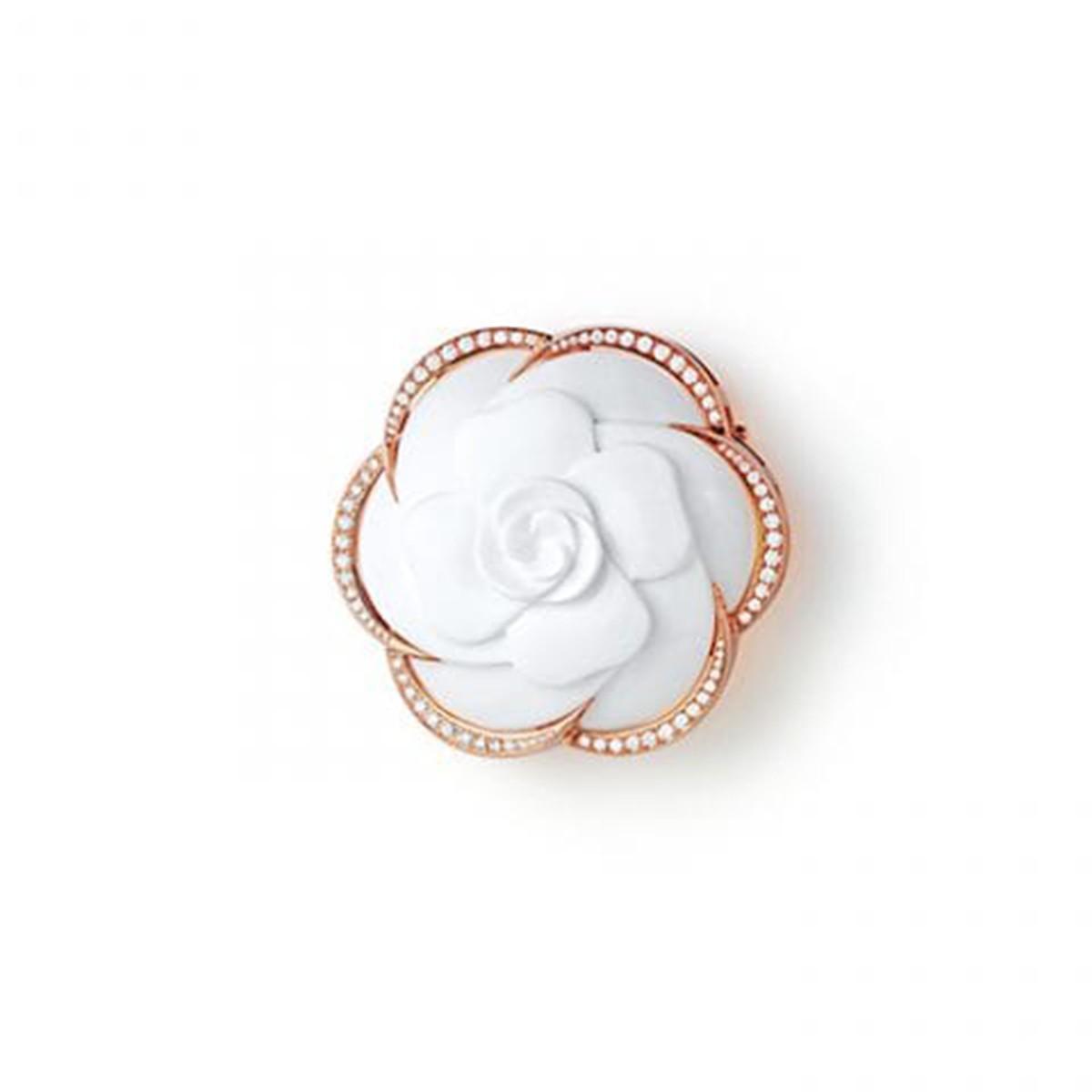 Lady of Camellias Brosche Preis