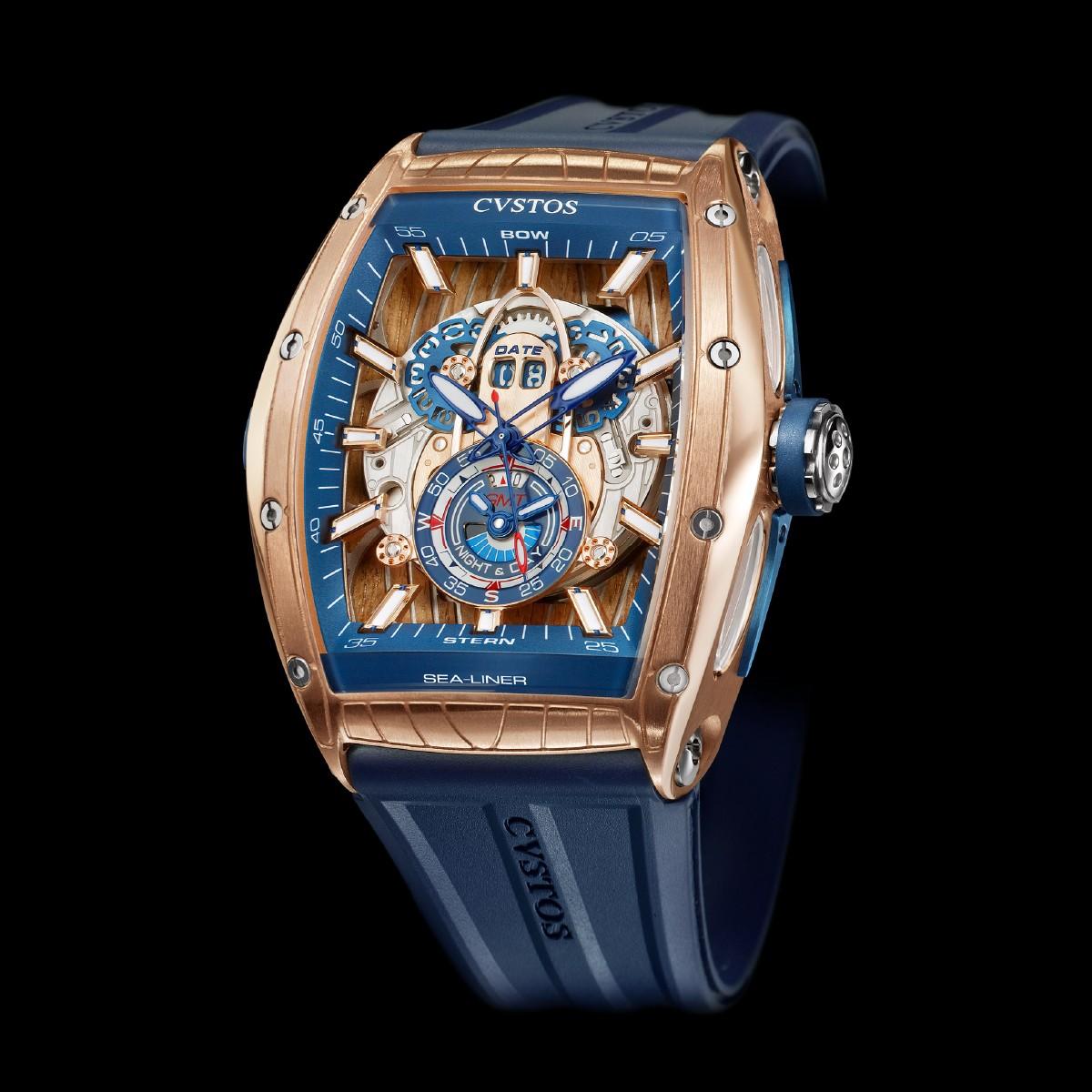 Produkt Cvstos Sealiner GMT Red Gold Preis