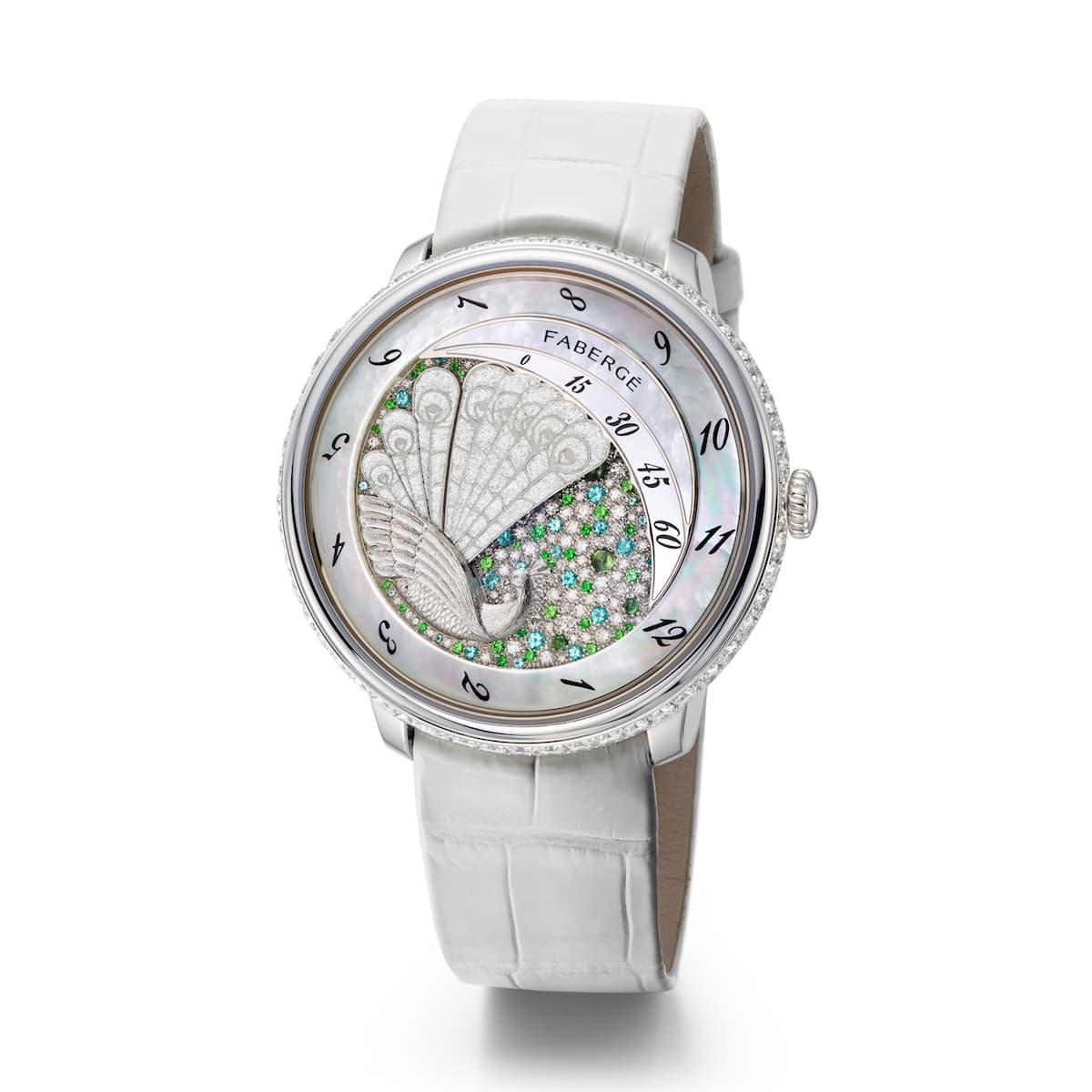 Produkt WA Lady Compliquee Peacock Watch