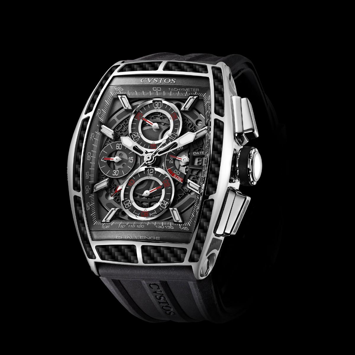 Produkt Cvstos Challenge Chrono II GT Steel Carbon Preis