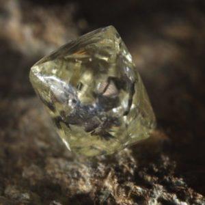 Rough diamond hardest known mineral e