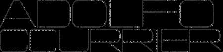 logo von adolfo courier logo