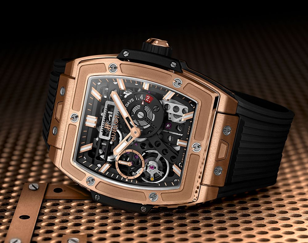 spirit of big0bang von hublot